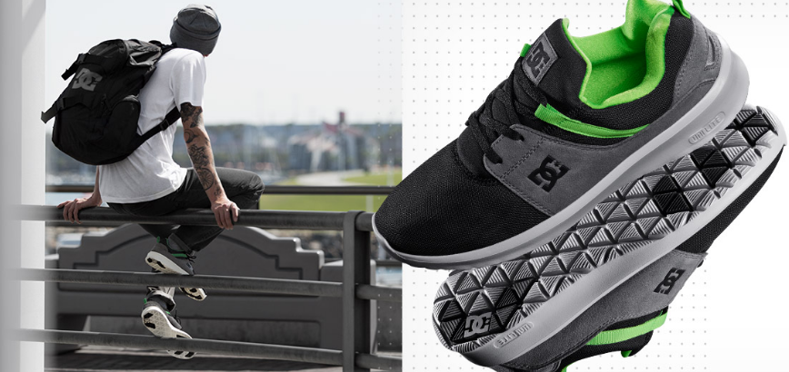 Акции DC Shoes в Кашине